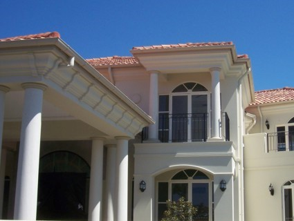HIGH PROFILE ARCHITECTURAL MOULDINGS - ARCHITECTURAL
