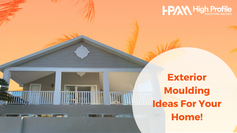 Exterior Moulding Ideas for Your Home!