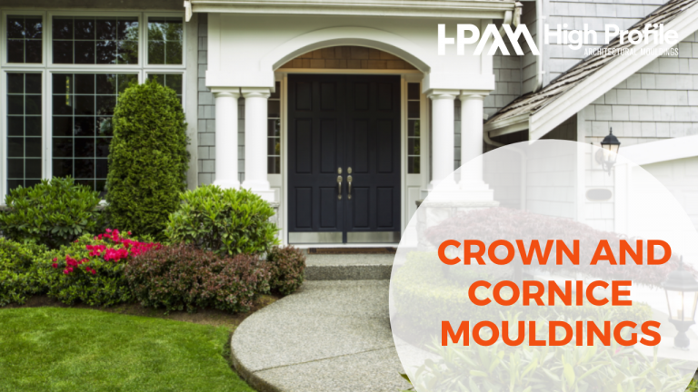 The Wonders Of Crown And Cornice Mouldings