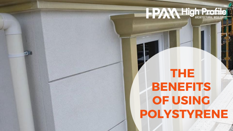 The Benefits Of Using Polystyrene as decorative moulding And So Much More
