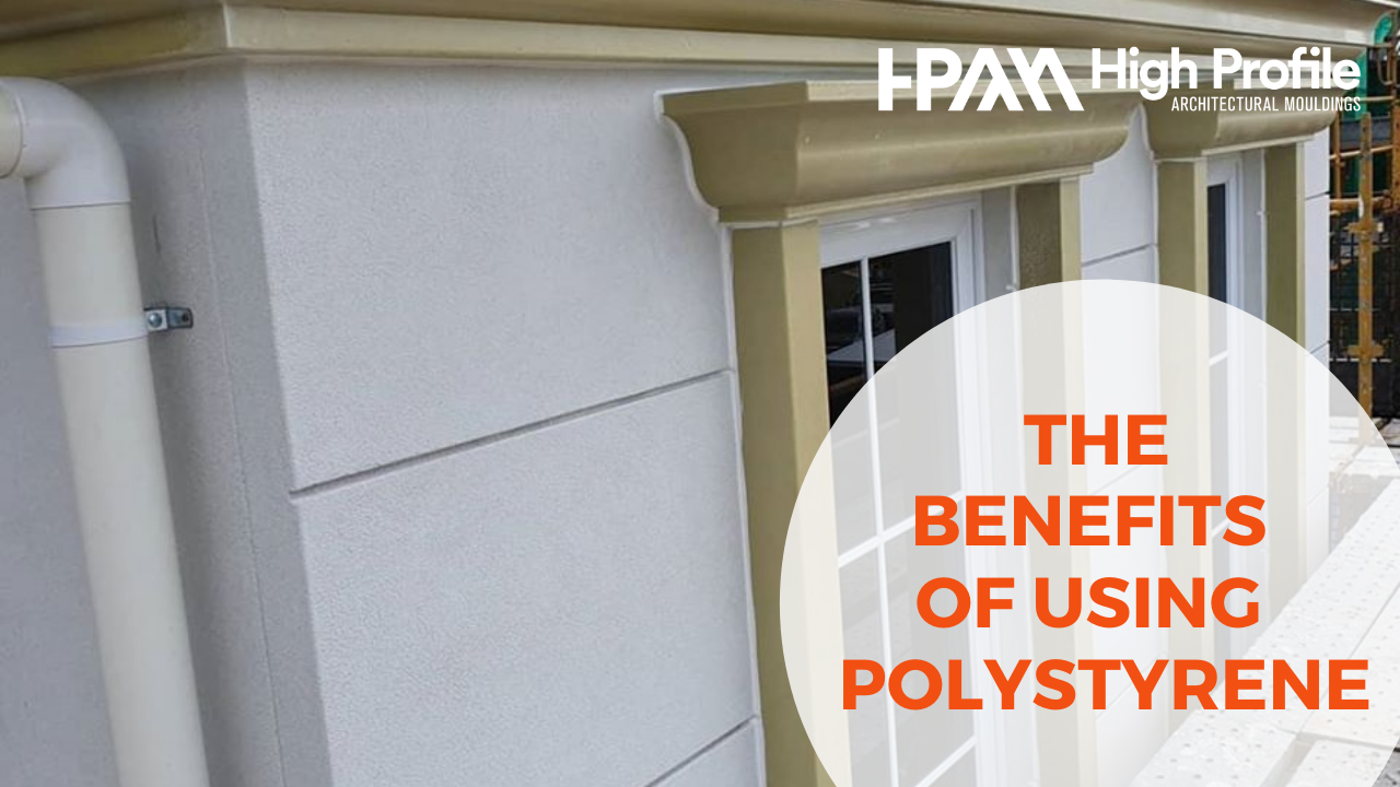 bENEFITS OF pOLYSTYRENE - The Benefits Of Using Polystyrene as decorative moulding And So Much More