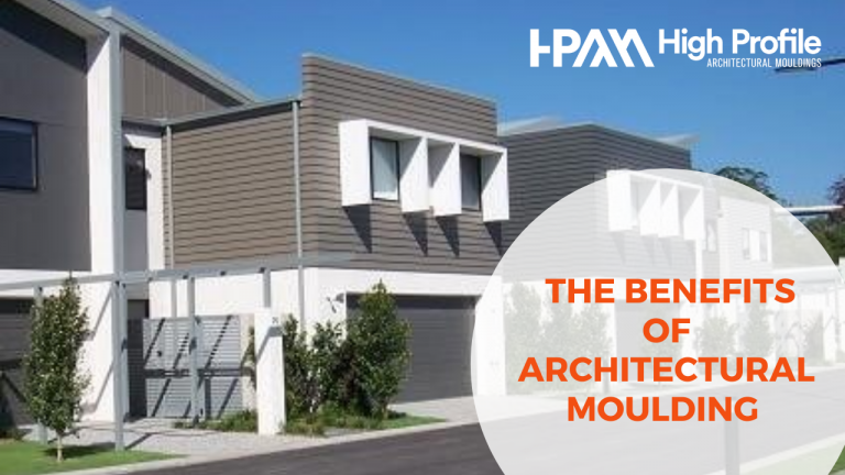 THE BENEFITS OF ARCHITECTURAL MOULDING