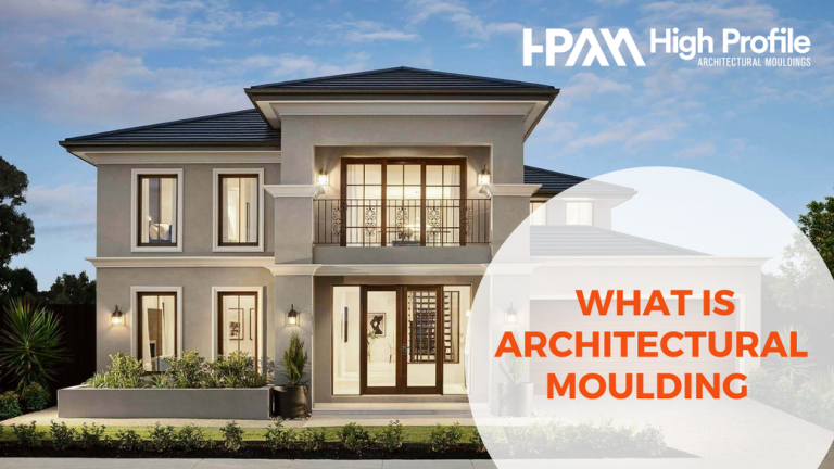 WHAT IS ARCHITECTURAL MOULDING