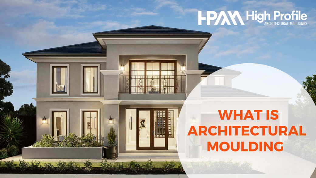 What is Architectural Moulding?