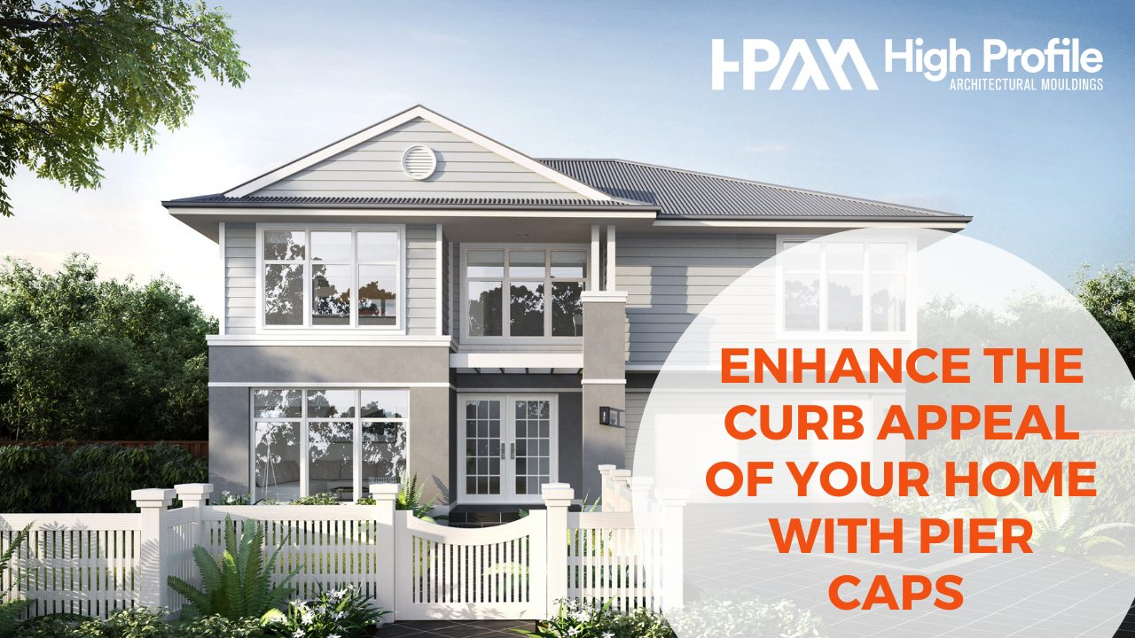 Pier Caps - Enhance the Curb Appeal of Your Home with Pier Caps